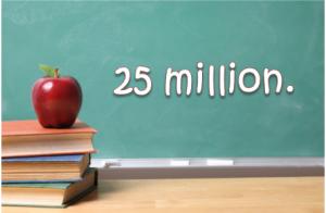 25 Million